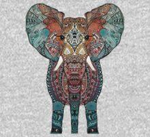 BOHO SUMMER ELEPHANT Kids Clothes