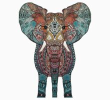 BOHO SUMMER ELEPHANT Kids Clothes