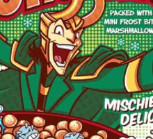 Loki Charms Sticker