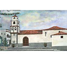 Church, El Rio Photographic Print