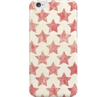Faded Star iPhone Case/Skin