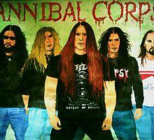 Cannibal Corpse by Edmond  Themeli