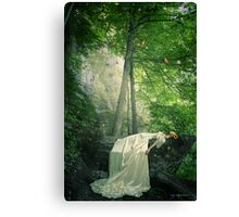 Heartbreak Is My Muse... Canvas Print