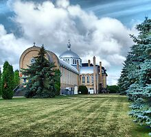 st mary's  by Cheryl Dunning
