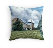 st mary's  Throw Pillow