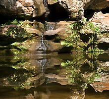 Reflections of Hocking Hills by Kathy Weaver