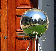 Breda reflected by Hans Bax