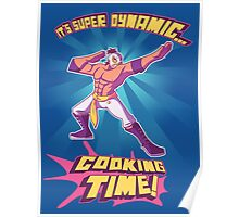 Super Dynamic Cooking Time! Poster