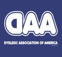 Dyslexia Association of America by kaptainmyke