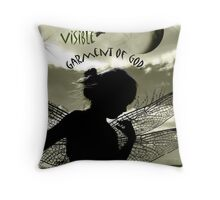 ANGEL OF ALL LIVING THINGS Throw Pillow