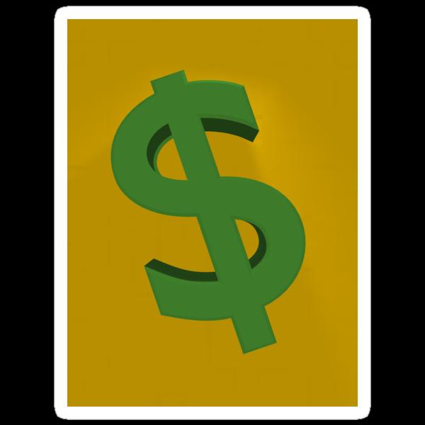 U.S. dollars by bmg07
