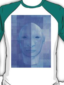 man in 3d T-Shirt