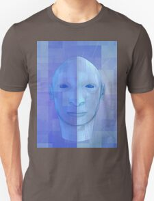 man in 3d T-Shirt