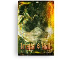 Trista & Holt #7: Cover Canvas Print
