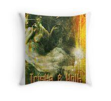 Trista & Holt #7: Cover Throw Pillow