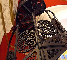QVB Stairs by pyko