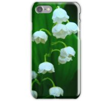 Tiny bells of spring iPhone Case/Skin