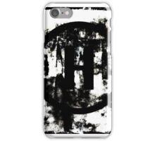 Hylax Plastics logo, Tobacco-Stained Mountain Goat iPhone Case/Skin