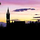 Glasgow University by Ross Lennox