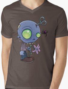Zombie Jr. Mens V-Neck T-Shirt