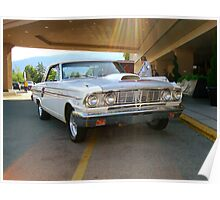 1963 Ford Fairlane 500 Sports Coupe Poster