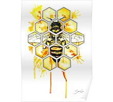 Hive Mentality Poster