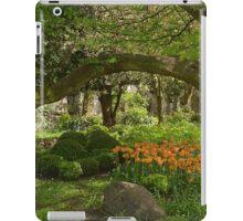 York Museum Gardens iPad Case/Skin