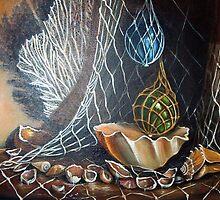 Ocean Things by Elaine Sharshon