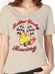 Rubber Ducky Racing Women's Relaxed Fit T-Shirt