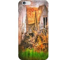 After The Wind Stops iPhone Case/Skin