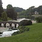 Stourhead Garden by Uwe Rothuysen