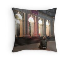 Taking in the Moment Throw Pillow