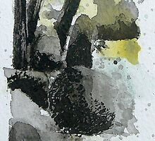 Rocks and Trees by Richard Sunderland