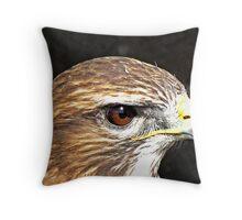 """""""Birds of Prey"""" Throw Pillow"""