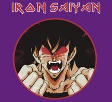 IRON SAIYAN by RecycleBin