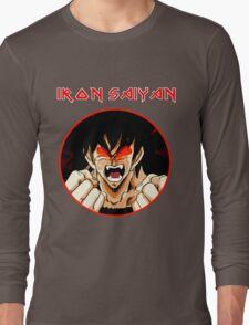 IRON SAIYAN Long Sleeve T-Shirt