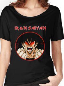 IRON SAIYAN Women's Relaxed Fit T-Shirt
