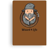Wizards Represent! Canvas Print