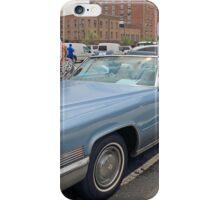 1970 Cadillac Convertible iPhone Case/Skin