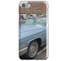 1970 Cadillac Convertible iPhone Case/Skin