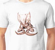 Kabutops Brown Unisex T-Shirt