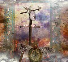 Traveler by DMCart Daniela M. Casalla