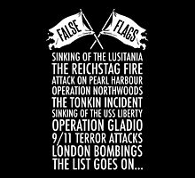 False Flags by fearandclothing