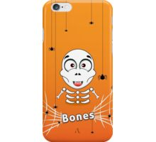Halloween Fun Games - Bones iPhone Case/Skin