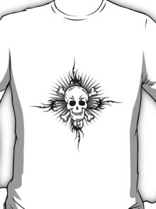 Skull & Tattoo    T-Shirt