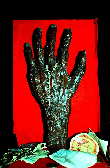 Hand of a Witch by Charles Buchanan
