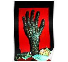 Hand of a Witch Poster