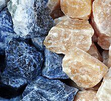 Beautiful Mineral II by Daidalos