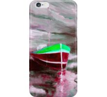 Sailboat 1.10  iPhone Case/Skin