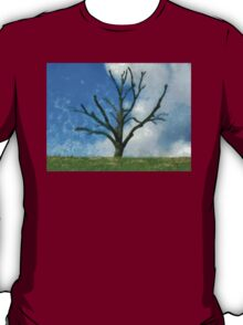 Trimmed Tree T-Shirt